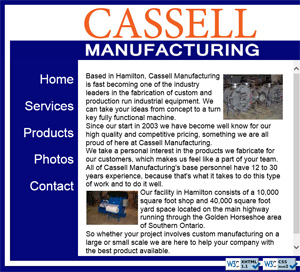 Cassell Manufacturing